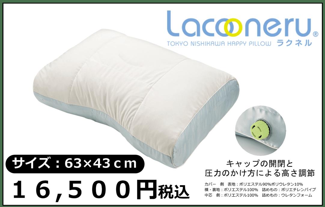 ラクネル17500円